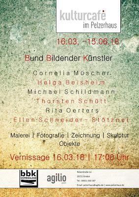 BBK Ostfriesland im Kulturcafé im Pelzerhaus