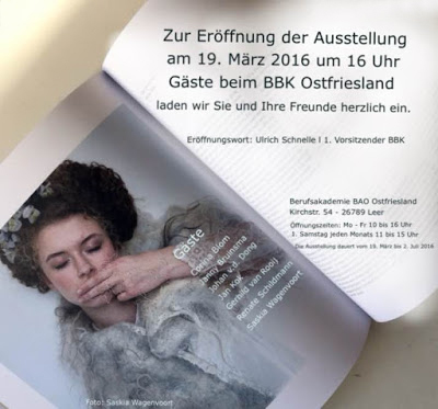 Der bbk-Ostfriesland hat Gäste
