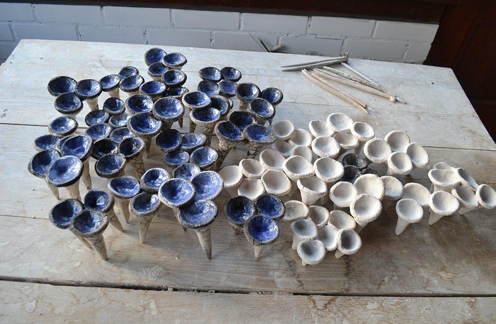 Keramik-Werkstatt Hielkje van Damme