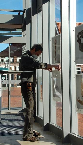 Thorsten Schütt im RVB-Kunstfenster